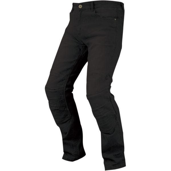 大きいサイズ  PK-726 フルイヤーケブラーデニムジーンズ ブラック◆全2色◆