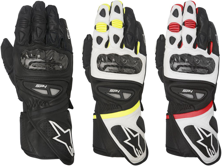 alpinestars SP-1 LEATHER GLOVES