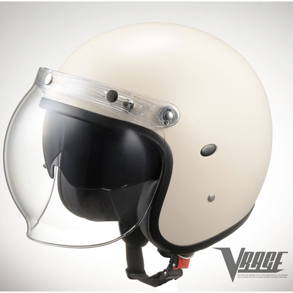 JPモトマート VRAGE フリップアップシールド付ヘルメット