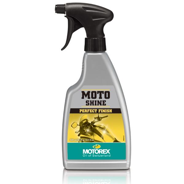 MOTOREX モトシャイン