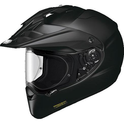 SHOEI ヘルメット HORNET ADV【ホーネット エーディーブイ】 オフロードヘルメット ブラック