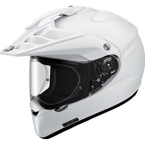 SHOEI ヘルメット HORNET ADV【ホーネット エーディーブイ】 オフロードヘルメット ホワイト