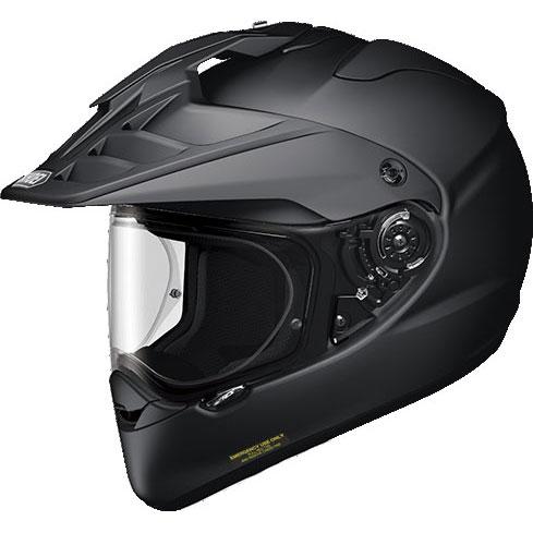 SHOEI ヘルメット HORNET ADV【ホーネット エーディーブイ】 オフロードヘルメット マットブラック