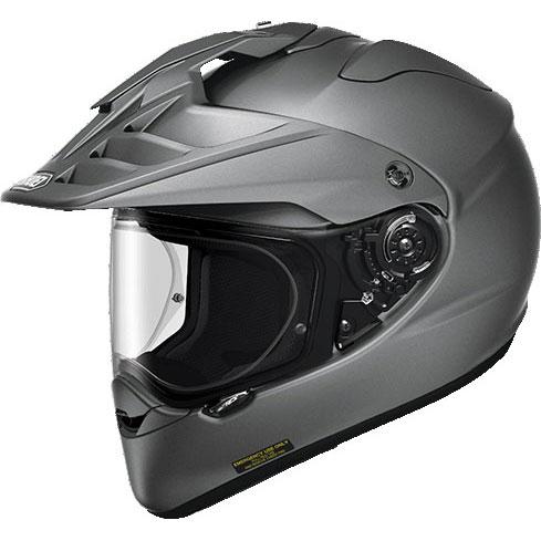 SHOEI ヘルメット HORNET ADV【ホーネット エーディーブイ】 オフロードヘルメット マットディープグレー