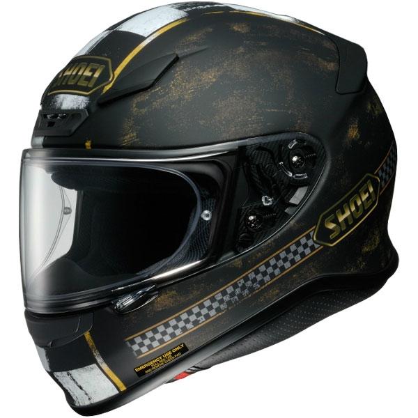 SHOEI ヘルメット Z-7 TERMINUS[ターミナス] フルフェイス ヘルメット