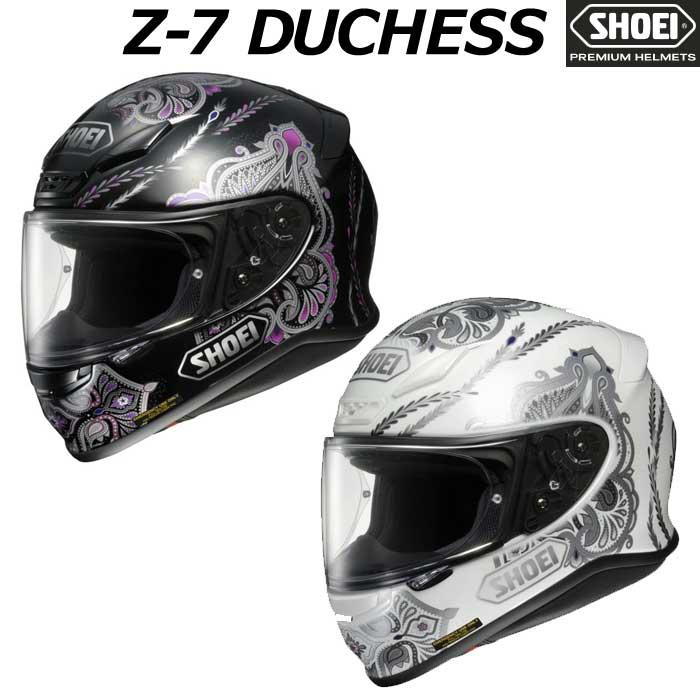 SHOEI ヘルメット Z-7 DUCHESS[ダッチェス]