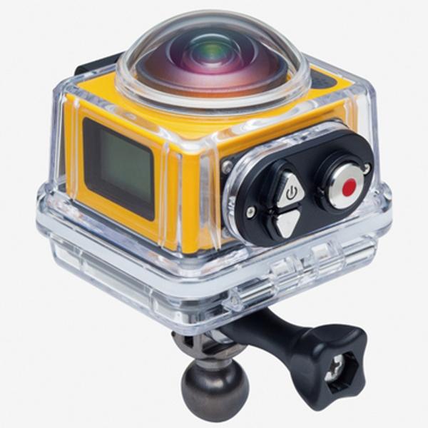 DAYTONA コダック PIXPRO アクションカメラセット SP360-DTN