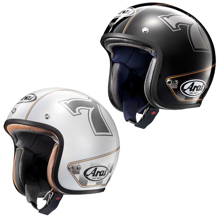 Arai CLASSIC MOD CAFE RACER【クラシック・モッド/カフェレーサー】 ジェットヘルメット