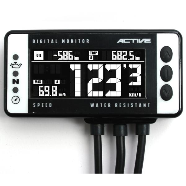 ACTIVE デジタルモニター V4 スピード