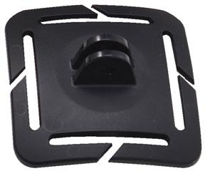 DAYTONA 〔WEB価格〕コダック PIXPRO SP360ヨウヘルメットマウントD