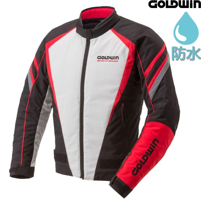 GOLDWIN 【通販限定】GWS リアルスポーツショートジャケット プラチナ×ブラック 防寒 防風 防水 アウトレット