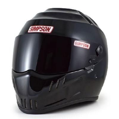 SIMPSON 【お取り寄せ】 SPEEDWAY RX12 フルフェイスヘルメット ブラック