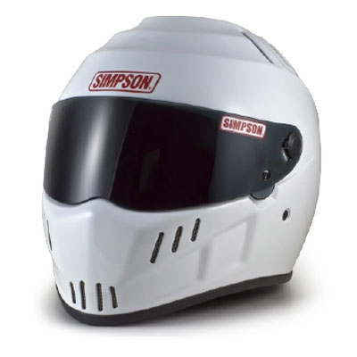 SIMPSON 【お取り寄せ】 SPEEDWAY RX12 フルフェイスヘルメット ホワイト