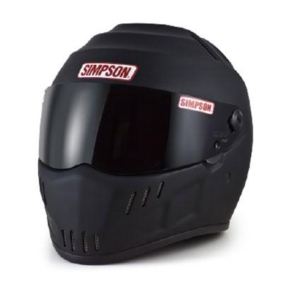 SIMPSON 【お取り寄せ】 SPEEDWAY RX12 フルフェイスヘルメット マットブラック