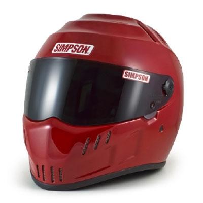 SIMPSON 【お取り寄せ】 SPEEDWAY RX12 フルフェイスヘルメット レッド