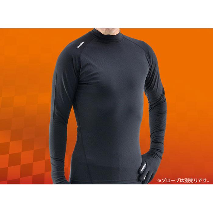 HenlyBegins HBV-010 リフレヒートインナーシャツ 防寒 吸湿発熱 保温