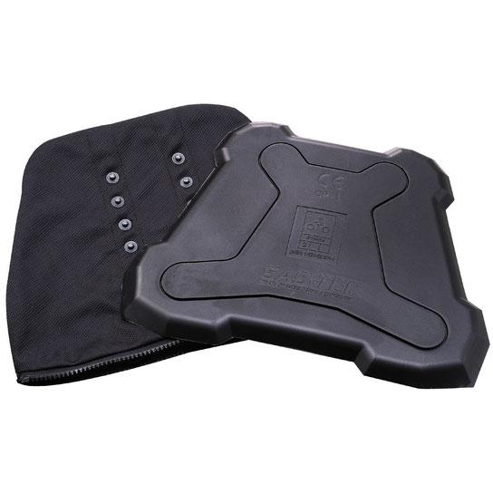 DAYTONA SAS-TEC 胸部プロテクター CP-1 スナップボタンBAG付き