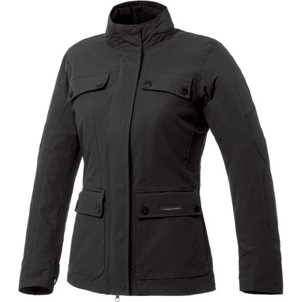 TucanoUrbano レディースジャケット 4TEMPI 『4テンピ』 ブラック
