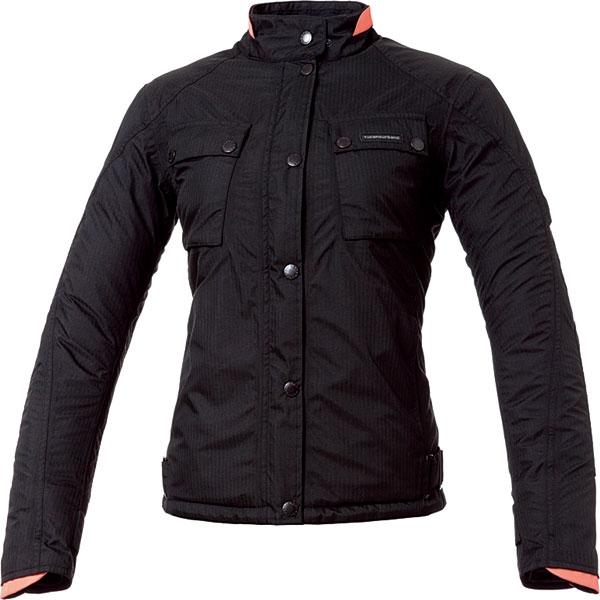 TucanoUrbano レディースジャケット Bicilindrica 『ビシリンドリカ』 ブラック