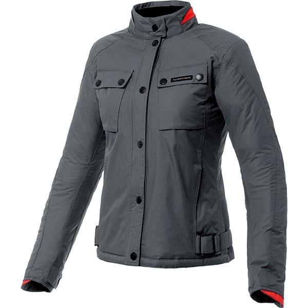 TucanoUrbano レディースジャケット Bicilindrica 『ビシリンドリカ』 グレー