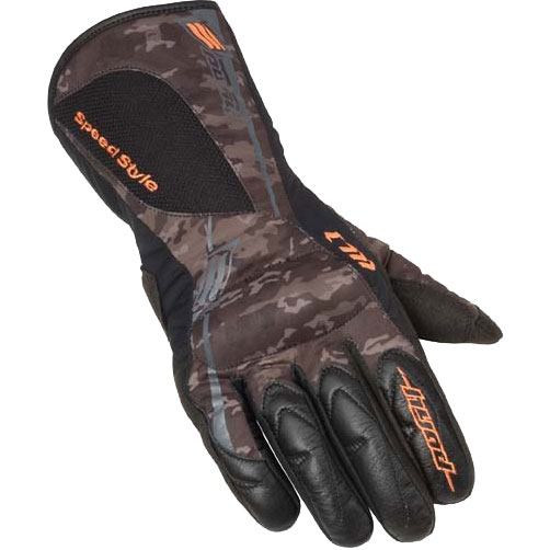 【11月中旬予定】W-5 WINTER GLOVES BLACK CAMO