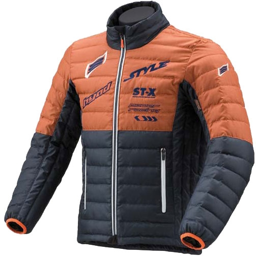HYOD PRODUCTS 【10月下旬予定】SPEED-iD DOWN INNER JAC ORANGE/NAVY