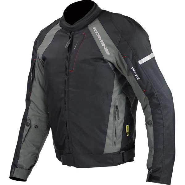 komine 〔WEB価格〕 JK-575 ウインタージャケット FORZAX II 『フォルザックス2』 防寒 着脱保温インナー付 ブラック ◆全3色◆