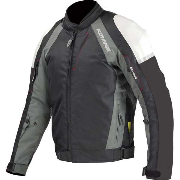 komine 〔WEB価格〕 JK-575 ウインタージャケット FORZAX II 『フォルザックス2』 防寒 着脱保温インナー付 ブラック/アイボリー ◆全3色◆