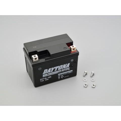 DAYTONA 92873 ハイパフォーマンスバッテリー【DYT4L-BS】MFタイプ