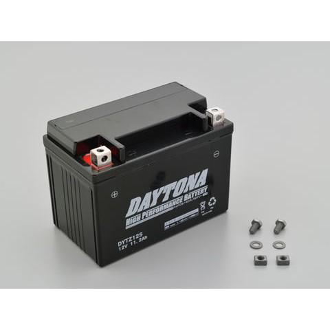 DAYTONA 92887 ハイパフォーマンスバッテリー【DYTZ12S】MFタイプ