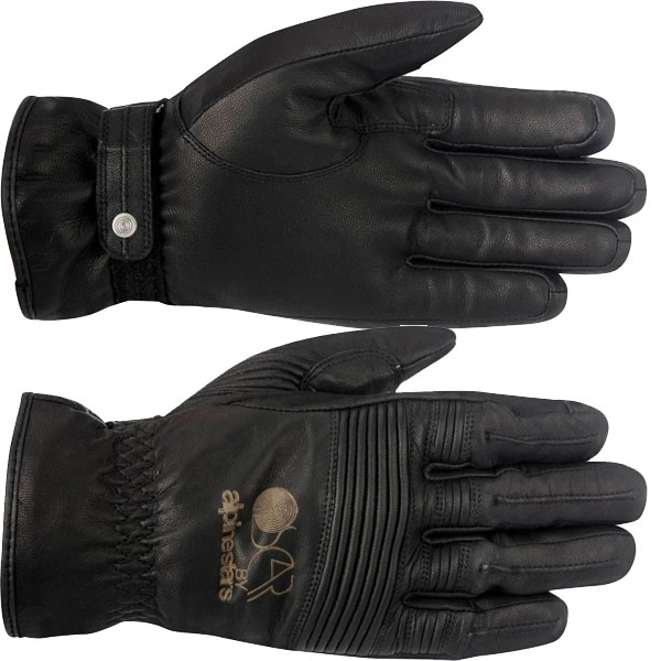 alpinestars PORTLAND DRYSTAR LEATHER GLOVES