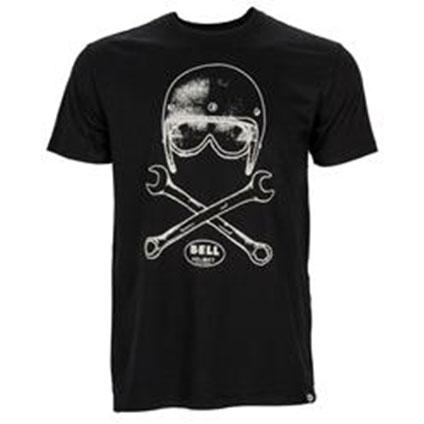 BELL Tシャツ ヘルメット&レンチ