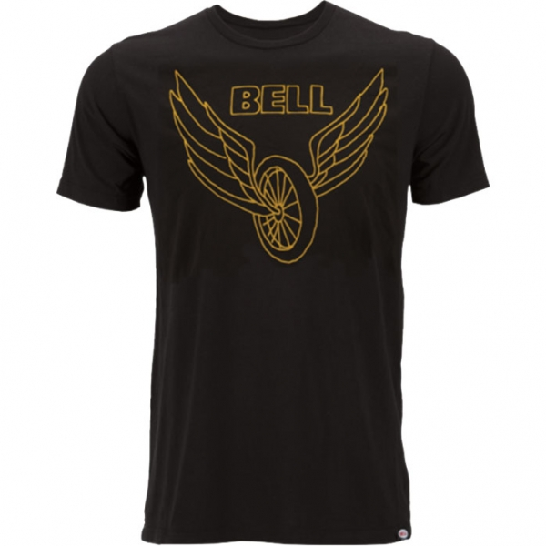 BELL Tシャツ WINGS&WHEEL