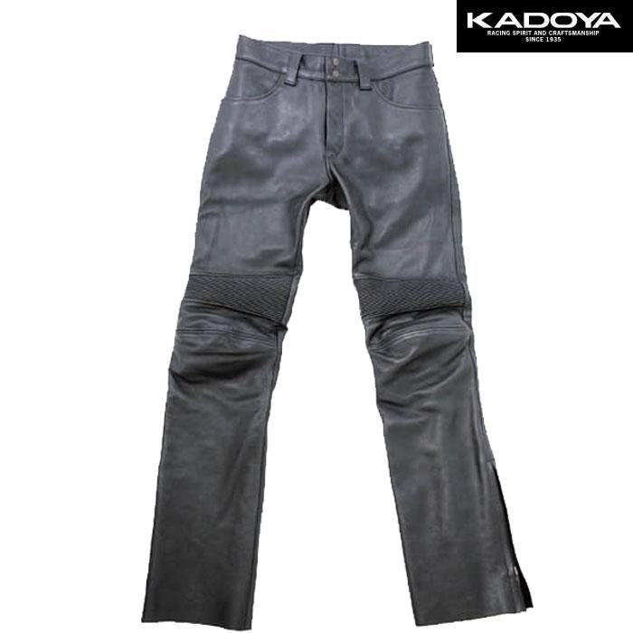 KADOYA 〔WEB価格〕【大きいサイズ】 TCS-PANTS 2 レザーパンツ