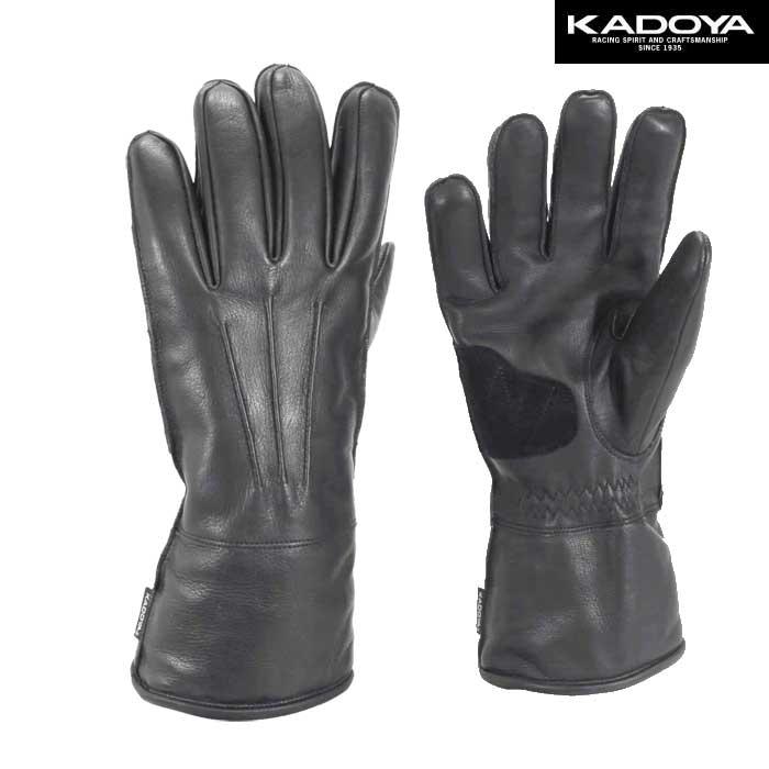 KADOYA NKG-GAUNTLET 2 ウインターグローブ 防寒 防風 内側ボア