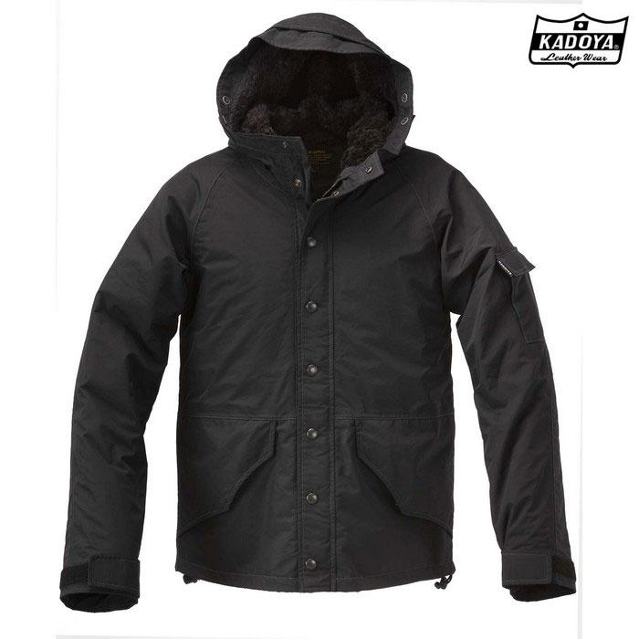 KADOYA 〔WEB価格〕6548 CWP ウインタージャケット ブラック◆全2色◆