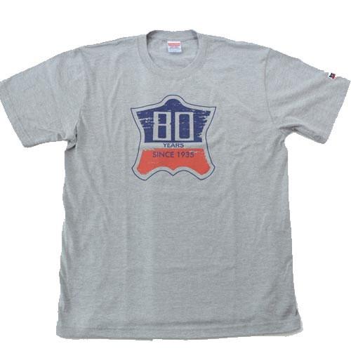 KADOYA Tシャツ 80TH TRAD STYLE SS