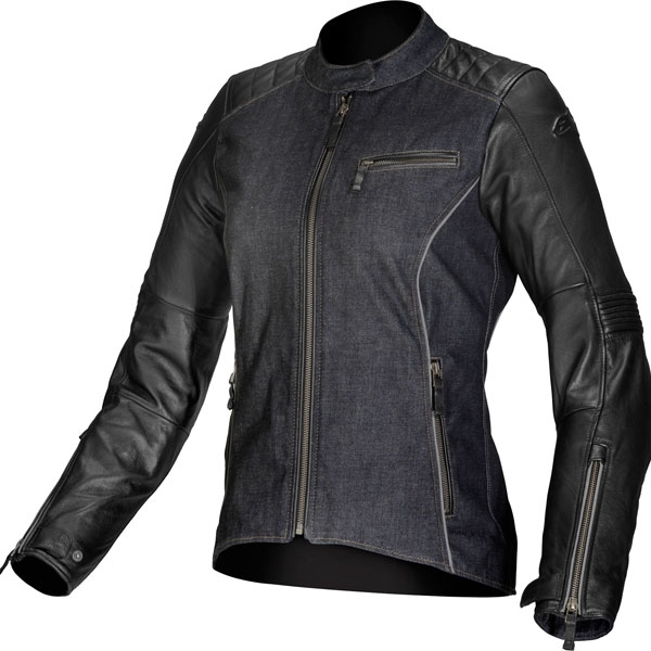 alpinestars レディース RENEE LEATHER TEXTILE JACKET
