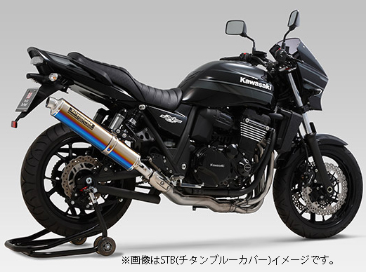 YOSHIMURA JAPAN Slip-On サイクロンLEPTOS 政府認証 STB