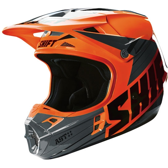 SHIFT 〔WEB価格〕2017年モデル アザルトヘルメット
