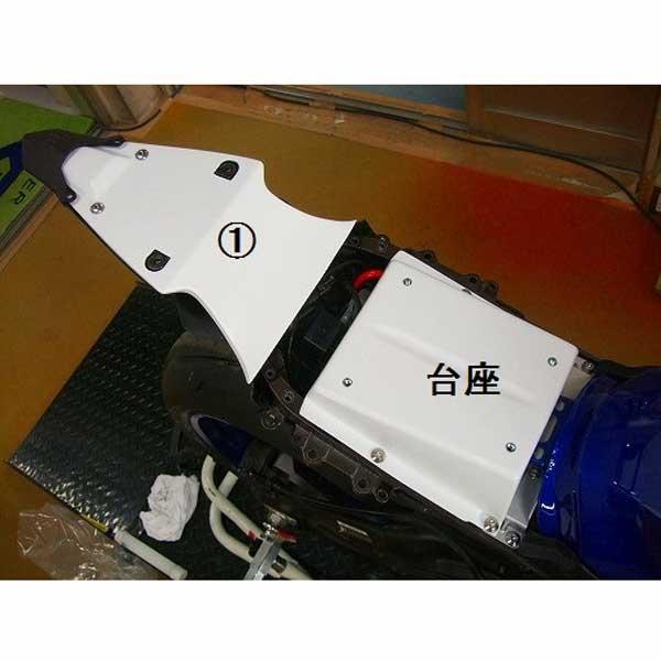Clever Wolf Racing シートレール盲栓カバーセット