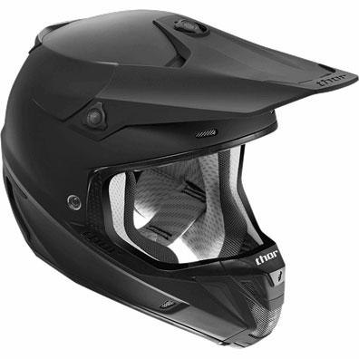 THOR 2016年モデル VERGE(ヴァージ) ヘルメット SOLIDS SG規格 MFJ公認モデル