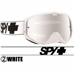 スパイ 〔WEB価格〕2016年モデル WOOT RACE ゴーグル WHITE
