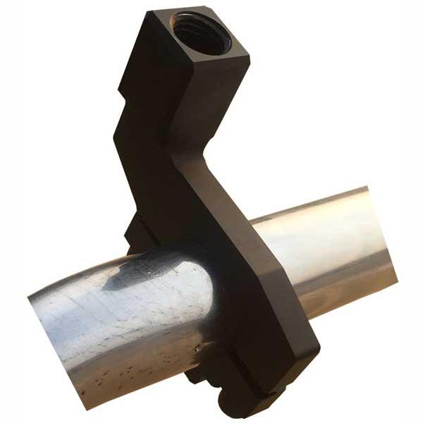 N-PROJECT ビレットハンドルクランプ φ25.4/M8