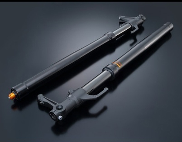 Y'S GEAR 【お取り寄せ】KYB フルアジャスタブル サスペンションフロント MT-09〔決済区分:代引き不可〕