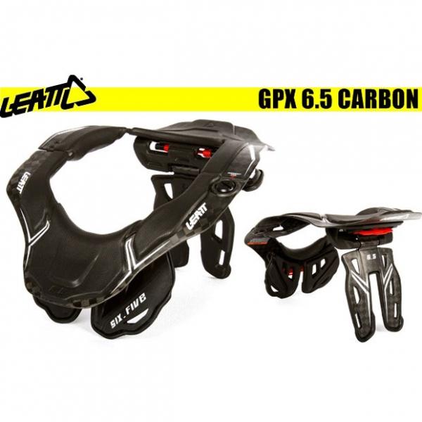 LEATT BRACE GPX 6.5 CARBON ネックブレース
