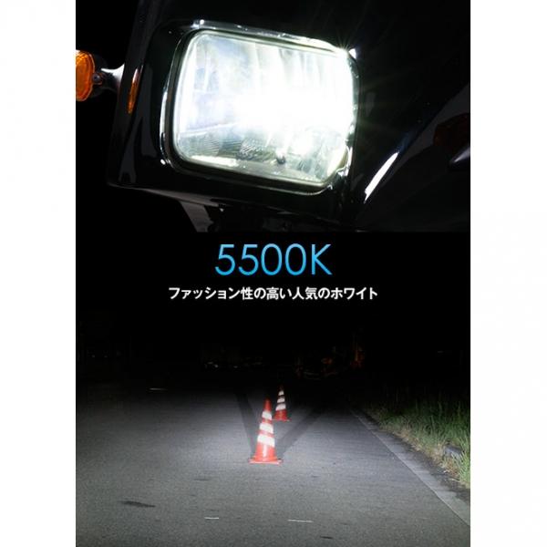 SPHERE LIGHT 【WEB会員限定】LEDヘッドライトバルブ RIZING H4 5500K