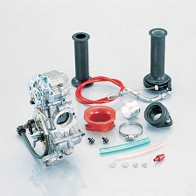 KITACO ビッグキャブKIT ケイヒンFCRΦ28(樹脂ハイスロットル仕様)