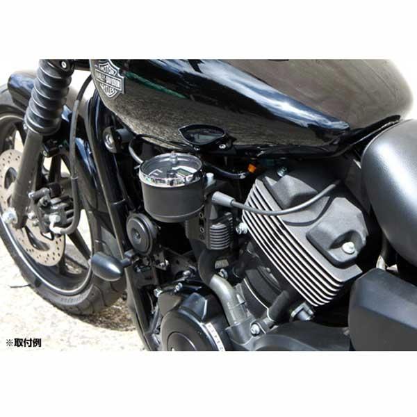 Easy Riders サイドマウントメーター&コイルブラケットKIT