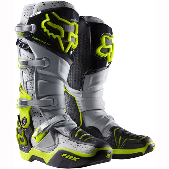 FOX RACING インスティンクト ブーツ A1 Limited Edition